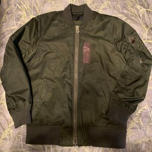 ABERCROMBIE & FITCH Bomber Jacket S